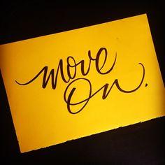 Move on. (by @thibellotti) http://instagram.com/p/re_-RZFch4/?modal=true