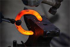 high shutter speed, blacksmith