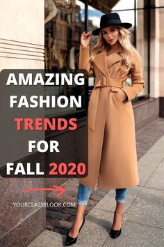 Learn the most important fashion trends autumn 2020, trendy color palette, trendy autumn outfit tips, casual autumn outfits, autumn coats, autumn aesthetic, autumn fashion, autumn shoes, autumn style and more. #autumn #autumnaesthetic #autumnoutfit #autumnfashion #autumntrend #autumntrends #autumnoutfits #casualoutfit #trend2020 #womenfashion #autumnstyle #fallfashion #falloutfit #fall #falltrends