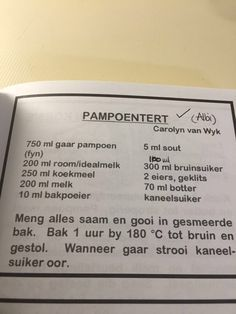 Pampoentert Braai Recipes, Vegetable Recipes, Cooking Recipes, Oven Recipes, South African Dishes, South African Recipes, Kos, Veg Dishes, Vegetable Dishes