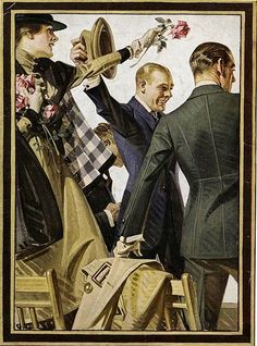 Kuppenheimer Good Clothes  -  Joseph Christian Leyendecker
