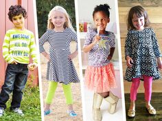 Back-to-School Clothes Made Easy + Win an Entire Back-to-School Wardrobe from FabKids!