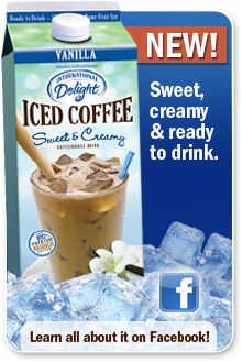 I LOVE iced coffee, so I had to try this.  While it is pretty creamy, it's exactly what you would expect from a company who makes creamer.  It's about one dollar more for a half gallon than you would pay for a medium Dunkin iced coffee.  Definitely worth it.