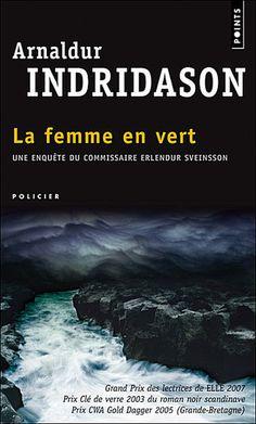 La Femme en vert - Arnaldur Indridason