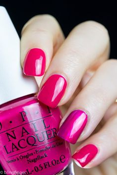 OPI Summer 2015 - Color Paints Collection:  Pen & Pink