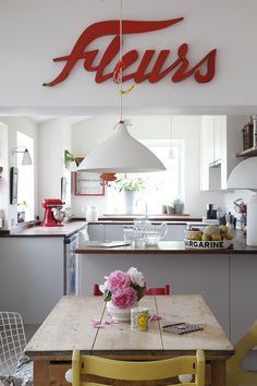 Bristol kitchen with a vintage flavour