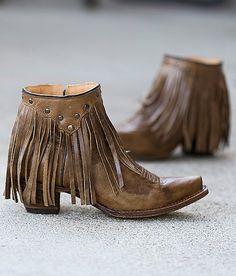 Corral Fringe Cowboy Boot - Women's Shoes | Buckle
