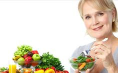 Διατροφή στην εμμηνόπαυση