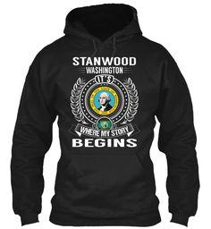 Stanwood, Washington - My Story Begins