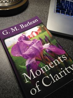 My newest book Moments of Clarity!
