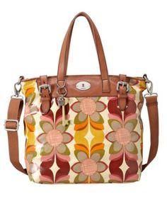 So cute! want :)) Fossil Handbag