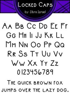 **GET IT FOR FREE NOW**Use this cute hand drawn font on a daily basis to enhance any document, PowerPoint or classroom resource. This font includes all characters normally found on a standard US keyboard.To install this font, you will need to unzip the file, double click on the font file (.TTF) and click 'install'.Please check the Terms of Use before using my font.Thank you so much and don't forget to FOLLOW ME for more awesome products!