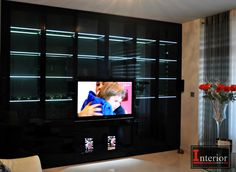 Ścianka TV  www.meble-interior.pl