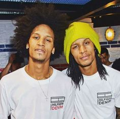 Les Twins Larry & Laurent