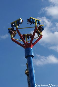 Vienna Prater, Amusement Park Vienna Prater, Amusement Park