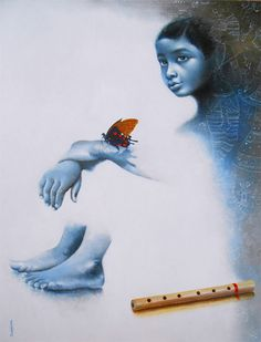 Avyukta- Me and Krishna - Krishna Seires