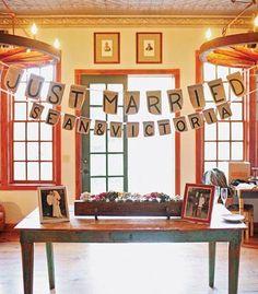 Real Wedding: Victoria and Sean - Dolores, Colorado