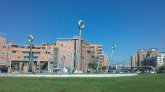 Rotonda de los anzuelos (Valencia)