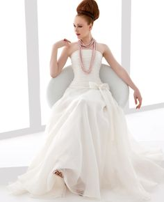Model: Tilù - Collezione Chanel di Gloria Saccucci Spose