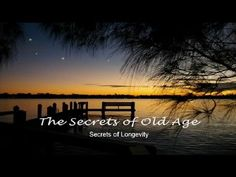 Secrets of old age, or Secrets of Longevity, in picture form, and phrases that were sent to me. Don McLeans song. Good video to reflect upon. Digital sound. ...