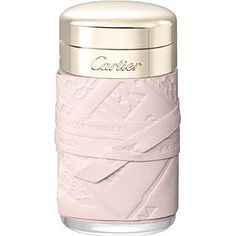 Cartier perfume! I love the bottle!