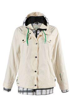 Ulla Popken - 59.90 - 5.0 von 5 Sternen - Frühlingsjacke Rain Jacket, Windbreaker, Raincoat, Fashion, Moda Femenina, Plus Size, Womens Fashion, Jackets, Moda