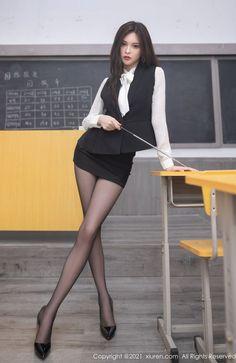 #OL #uniform #beauty #asian [XiuRen秀人网]第3852期 #王心怡 #写真