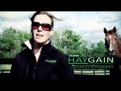 Team HAYGAIN - Rebecca Howard