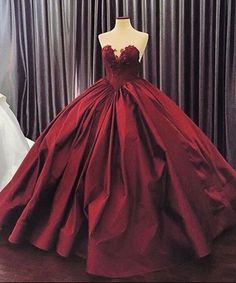 Prom Dresses For Teens, quinceanera dresses,burgundy wedding dress,maroon ball gowns wedding gowns Dresses Modest Burgundy Quinceanera Dresses, Elegant Prom Dresses, Cheap Prom Dresses, 15 Dresses, Dresses For Teens, Debut Dresses, Fashion Dresses, Dress Formal, Homecoming Dresses