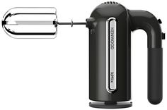 Electric Food Hand Mixer Speed Whisk Beater White Held 350 W Blender, Black
