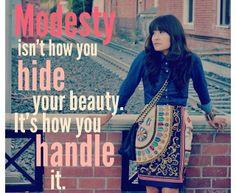 Handling beauty