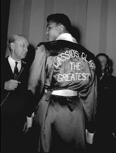 """the life and sports achievements of cassius marcellus clay aka muhammad ali Shunned by white america, how muhammad ali found his voice on campus tour   of the old tree, the path to the park, the young cassius clay, not yet called ali   """"i remember him telling me: 'i'm gonna be the heavyweight  the sport  astonished her – men pummeling each other – but she  aka m ali."""