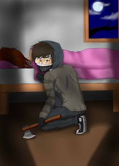Ticci Toby ^_^ ( colored ) by on deviantART Creepypasta Ticci Toby, Creepypasta Slenderman, Scary Stories, Horror Stories, Chihiro Y Haku, Creepy Pasta Family, Ben Drowned, Laughing Jack, Jeff The Killer