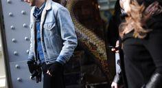New York City Street Style: January 4, 2016 | Four Pins