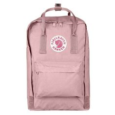 Fjallraven Kanken Laptop 15'' Rugzak pink | Travelbags.nl
