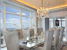 Elegant Penthouse in New York, New York
