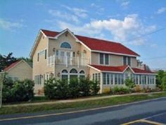 6 Bedroom 4 Bath House - 2 Blocks to Beach. This 6 bedroom, 4 bath house is just 2 blocks to the Rehoboth Beach and Boardwalk AND two blocks to the main ave...