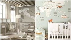 TRAVEL INSPIRED DECO IDEAS: THE BABY'S ROOM | DECO | A Luxury Travel & Lifestyle Blog by Mary Kalymnou
