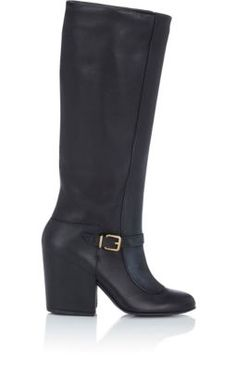 ROBERT CLERGERIE Barry Knee Boots. #robertclergerie #shoes #boots