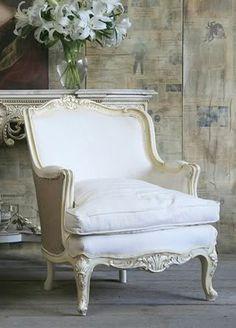 Perfekt Französische Landhausmöbel Sessel Antik Möbel Landhausstil