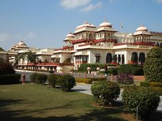 Rambagh Palace is the former residence of the Maharaja of Jaipur wonderful forts