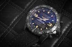 Did you know that the Breitling Chronospace Military is powered by the comprehensive, reliable and user-friendly SuperQuartz Calibre movement by Breitling? The Military, therefor, combines a rugged, black steel design with the latest features in high-tech watch engineering. #breitling #chronospace #military #chronograph #horloge #horloges #watch #watches #amsterdam #fashion #mode #herenmode #stijl #luxury #jewelry #mannenmode