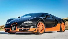 2010 Bugatti Veyron Super Sport World Record Edition Luxury Sports Cars, Super Sport Cars, Cool Sports Cars, Best Luxury Cars, Cool Cars, Super Car, Bugatti Veyron Price, 2011 Bugatti Veyron, Bugatti Cars