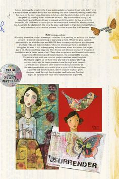 ISSUU - Amy Butler's Blossom Magazine #2 by Amy Butler Ltd