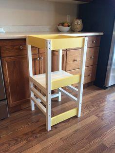 Little Sidekick Kitchen Helper Learning Stool/Tower
