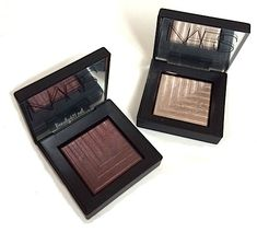NARS Dual-Intensity Eyeshadow in Subra and Dione