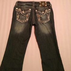 Miss Me jeans Jeans Miss Me Jeans Flare & Wide Leg