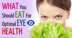 Age-related macular degeneration is the most common cause of blindness, but it can be prevented by consuming antioxidant-rich foods like berries and vegetables. http://articles.mercola.com/sites/articles/archive/2015/04/13/protect-eyesight.aspx