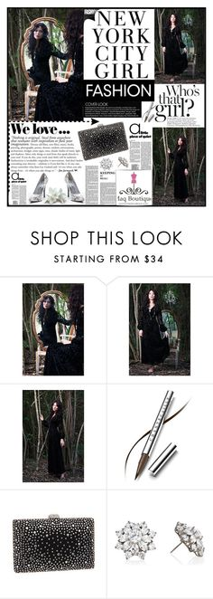 """""""MaqBoutique"""" by samirhabul ❤ liked on Polyvore featuring Zara, Chantecaille, women's clothing, women, female, woman, misses, juniors and MaqBoutique"""