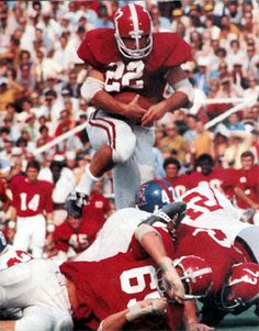 """One of the All-time Alabama greats! - The """"Italian Stallion"""" Johnny Musso #Alabama #RollTide #BuiltByBama #Bama #BamaNation #CrimsonTide #RTR #Tide #RammerJammer #Musso Alabama Football Quotes, Alabama College Football, College Football Players, Sec Football, American Football League, Crimson Tide Football, Alabama Crimson Tide, Football Baby, Paul Bear Bryant"""